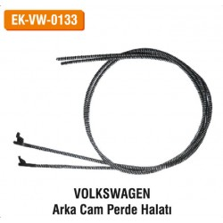 VOLKSWAGEN Arka Cam Perde Halatı | EK-VW-0133