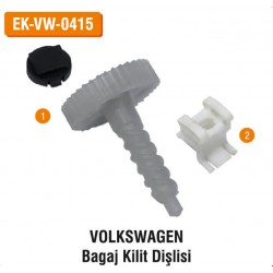 VOLKSWAGEN Bagaj Kilit Dişlisi | EK-VW-0415