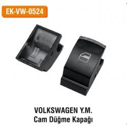 VOLKSWAGEN Y.M. Cam Düğme Kapağı | EK-VW-0524